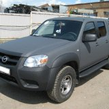 Mazda BT-50 DarkGrey