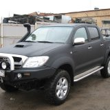 Toyota Hilux Black Full